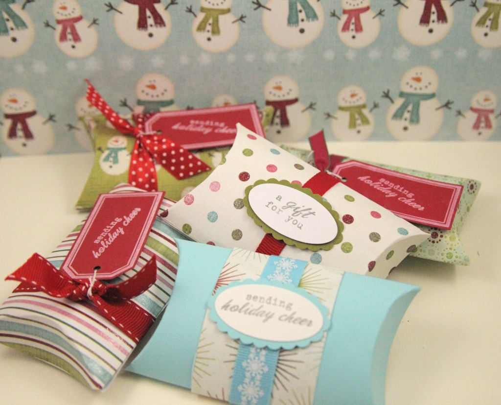 Christmas Pillow Boxes 020
